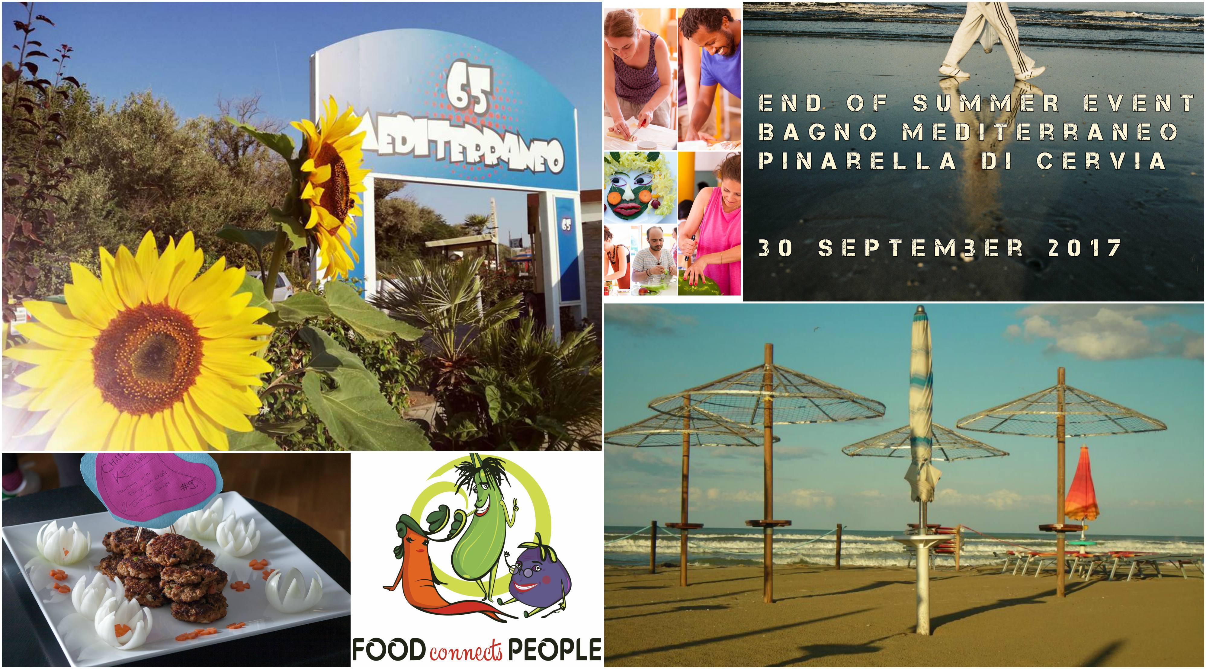 Bagno Mediterraneo Pinarella : Ritrovo di fine estate al bagno mediterraneo di pinarella u2013 food